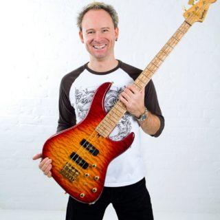 Mike Brooks-Bass Guitar